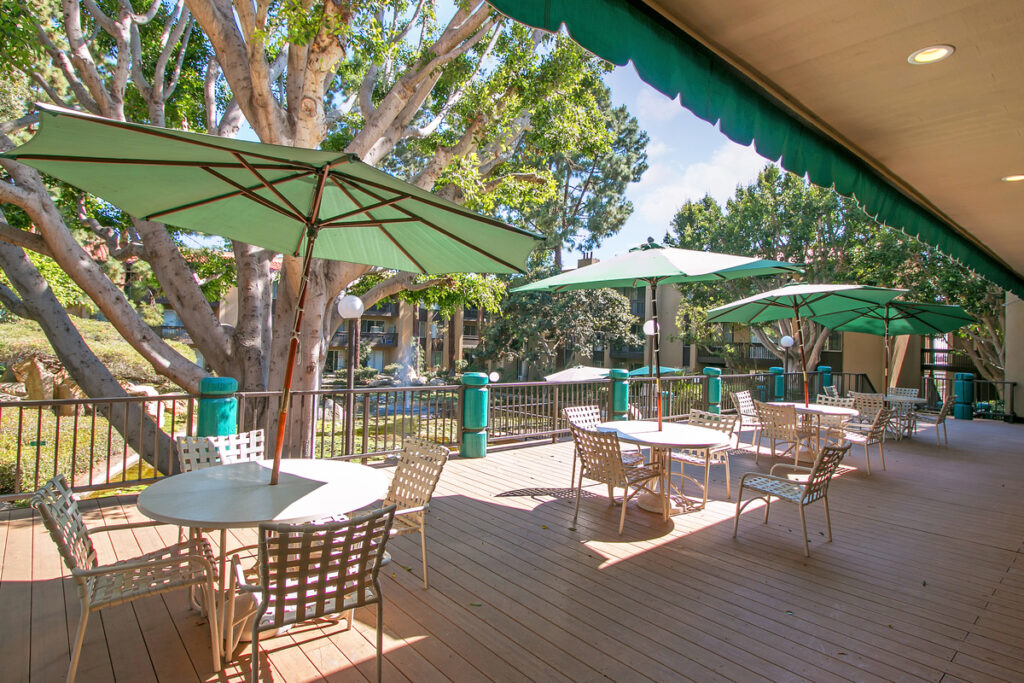 The Plaza Lagoon Deck
