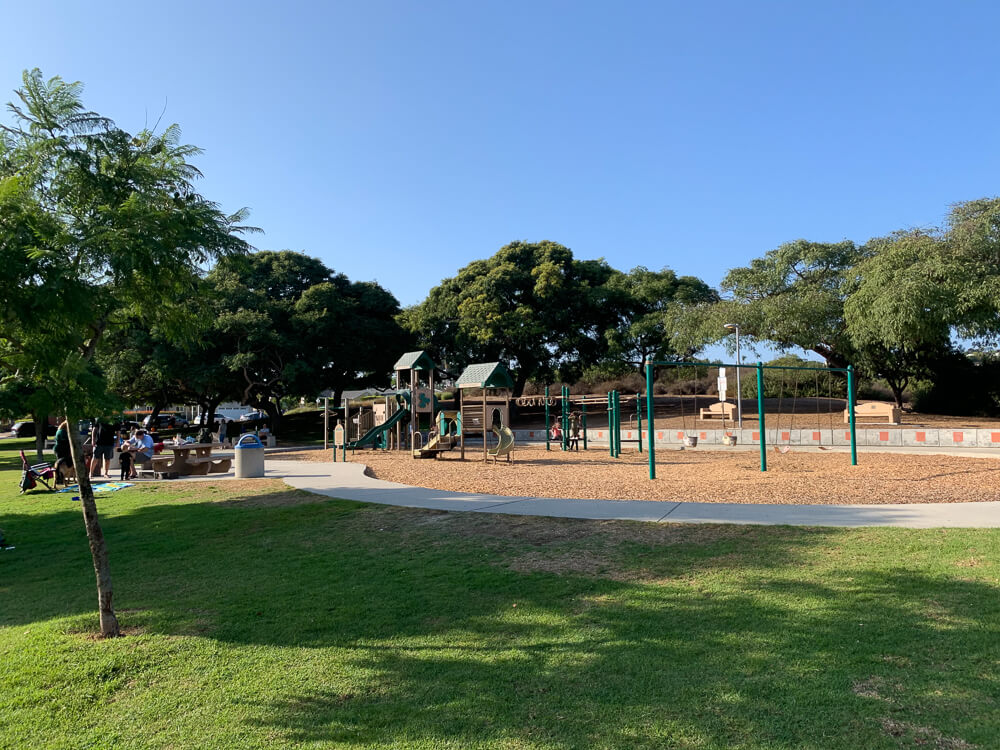 Kate Sessions Park playground